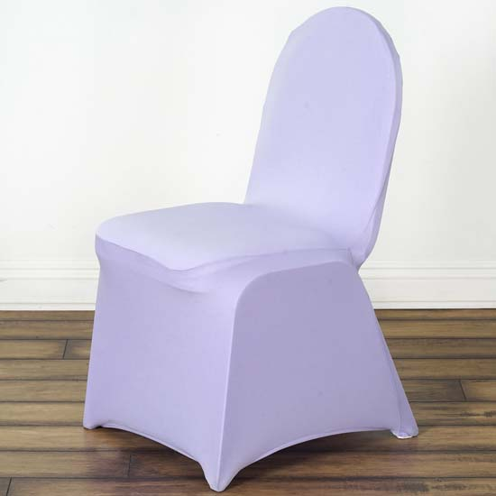 Efavormart 40PCS Stretchy Spandex Fitted Banquet Chair Cover Dinning Event Slipcover  For Hotel Dining Wedding Party Catering