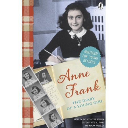 The Diary Of Anne Frank  Abridged For Young Readers   Blackie Abridged Non Fiction   Paperback