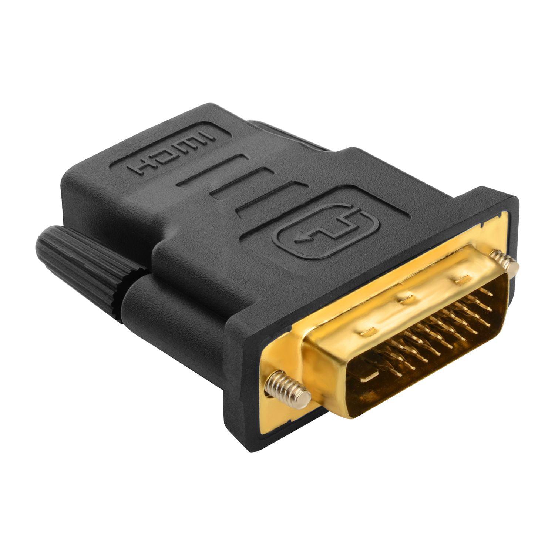 Insten HDMI-F to DVI-M Adapter