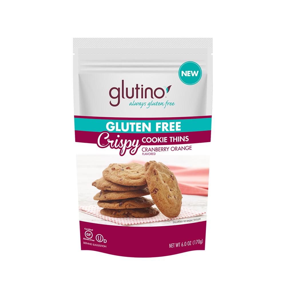 Boulder Brands Usa Inc Glutino ® Gluten Free Cranberry Orange Crispy