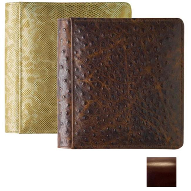 Raika RM 103 BROWN 5 x 7 Single Page Photo Album - Brown