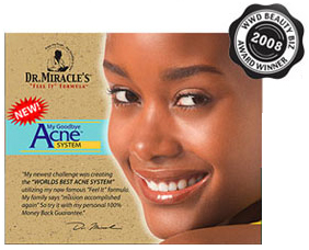Dr Miracles Dr Miracles Feel It Formula Acne System, 1 ea Signature Club A Argan Oil Eye Serum with 5-piece Carry Along Kit