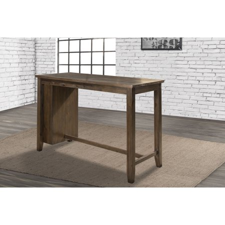 Spencer Counter Height Table Wood Dark Espresso - Hillsdale Furniture