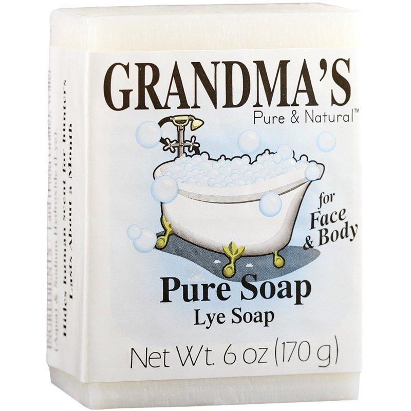 GRANDMA LYE SOAP ASSORTMENT