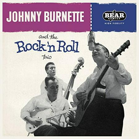 Johnny Burnette & the Rock 'N' Roll Trio (Vinyl) (Johnny Burnette And The Rock And Roll Trio)