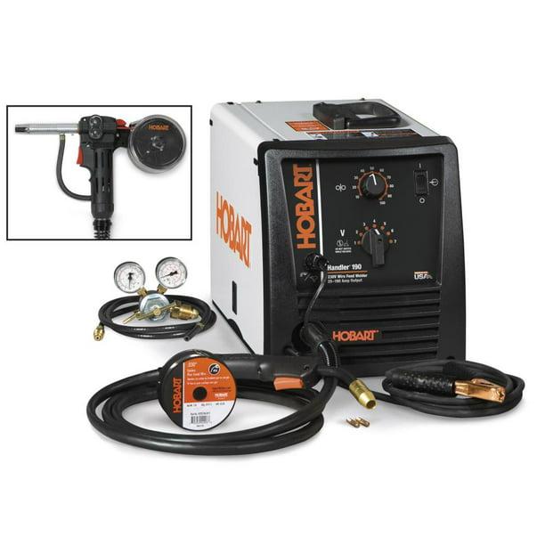 Hobart-500554001 Handler 190 MIG Welder 230VAC 60Hz with ...