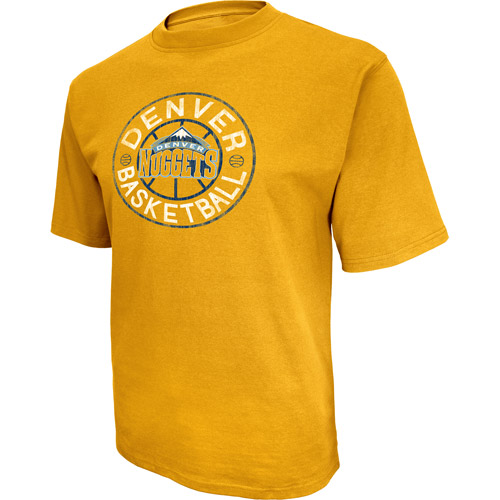 NBA Men's Denver Nuggets Short Sleeve Tee