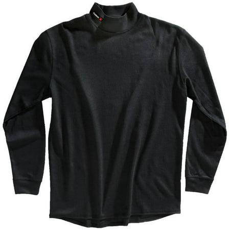 Bob Dale 96-1-9020-L CarbonX ® FR Knit Long Sleeve Shirt, Size L