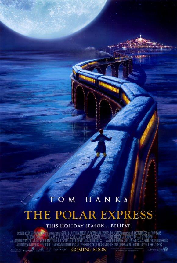 The Polar Express (2004) Hindi BRRip 720p & 480p Dual Audio [ हिंदी + English] | Full Movie