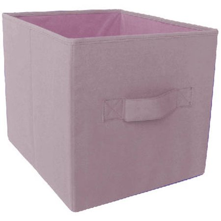 Better Homes And Gardens Collapsible Fabric Storage Cube Set Of 2 Multiple Colors
