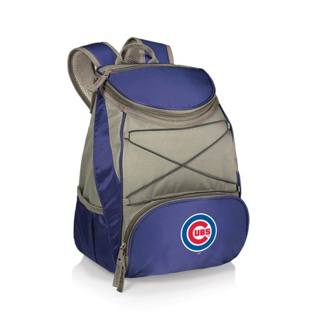 Chicago Cubs PTX Backpack Cooler - Navy - No Size - Navy Backpacks