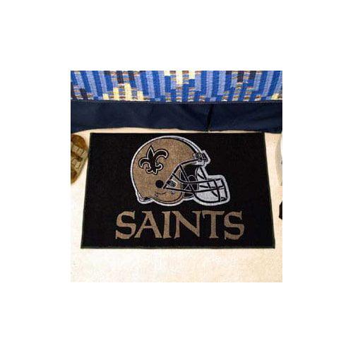 NFL New Orleans Saints Starter Mat