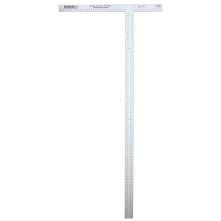 Johnson Level & Tool JTS1200 1200mm Metric Aluminum Drywall T-Square