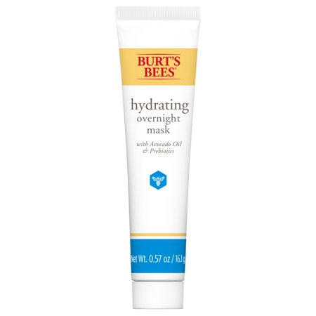 Burt's Bees Hydrating Overnight Mask - 0.57 ounce (Best Overnight Hydrating Mask)
