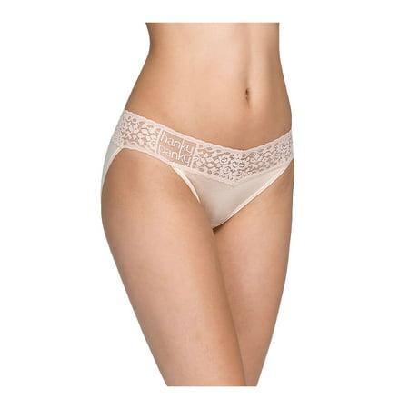 Lace V-Shaped Bikini Briefs