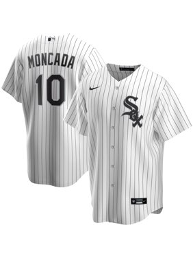 Yoan Moncada Chicago White Sox Nike Youth Home 2020 Replica Player Jersey - White