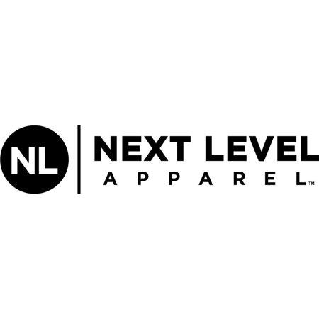 Next Level Unisex Triblend Three-Quarter Sleeve Raglan, XS