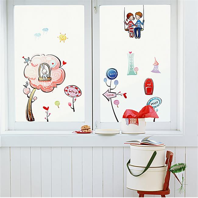 Shall We?-1 - Wall Decals Stickers Appliques Home Decor