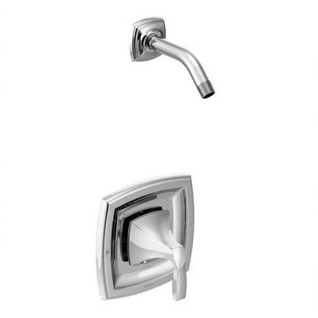 Moen T2692NHORB Voss Single Handle Posi-Temp Pressure Balanced Shower Trim, Available in Various Colors
