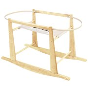 Jolly Jumper Regular Rocking Basket Stand - Natural