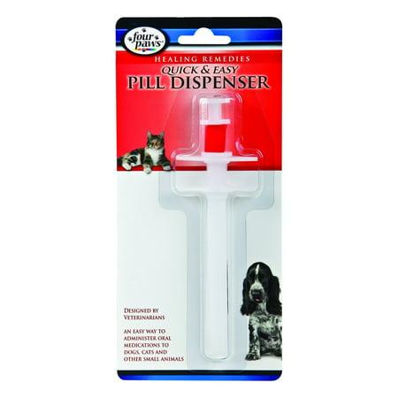QUICK & EASY PILL DISPENSER - Pet Pill Dispenser