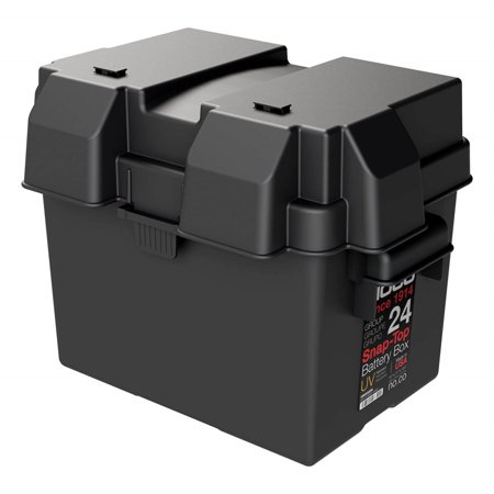 MSD HM300BK Battery Box