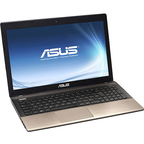 """Asus 15.6"""" K55VD-DS71 Laptop PC with Intel Core i7-3610QM Processor and Windows 7 Home Premium"""