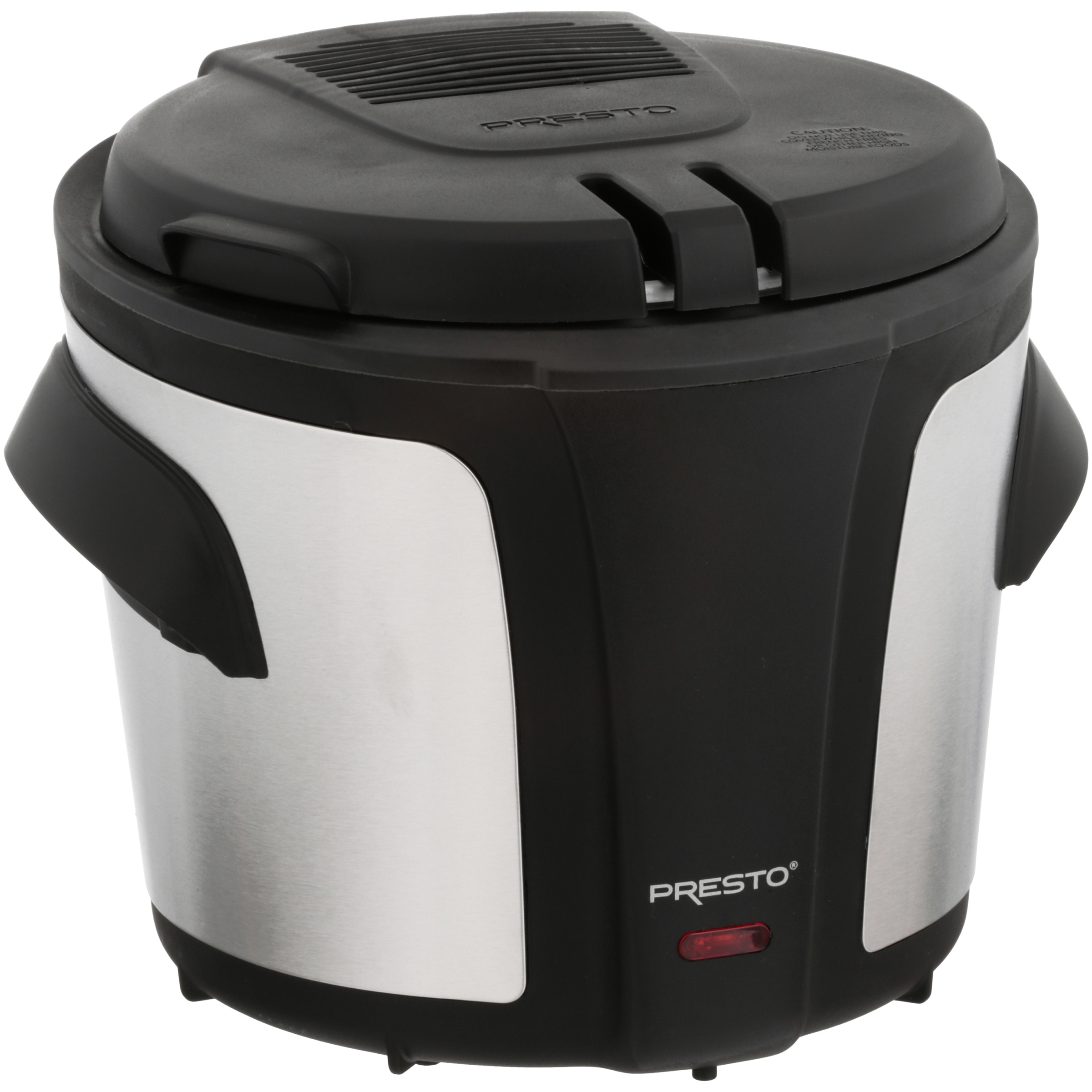 Presto® Stainless Steel Electric Deep Fryer