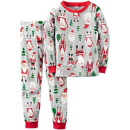 Little Boys  2 Piece Snug Fit Cotton Pajamas 341g243 4494e4682