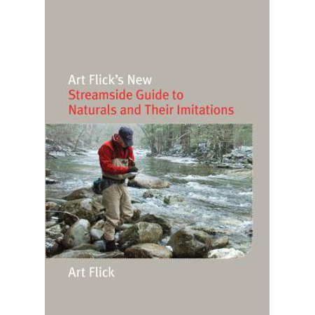 Streamside Tools (Art Flick's New Streamside Guide to Naturals and Their Imitations - eBook )