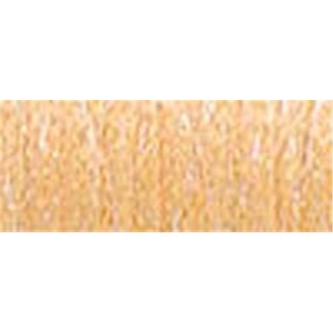 208069  Blending Filament 1 Ply 50 Meters - 55 Yards --Glow-In-The-Dark Tangerine