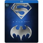 Batman and Superman 9-Film Set (Blu-ray) by