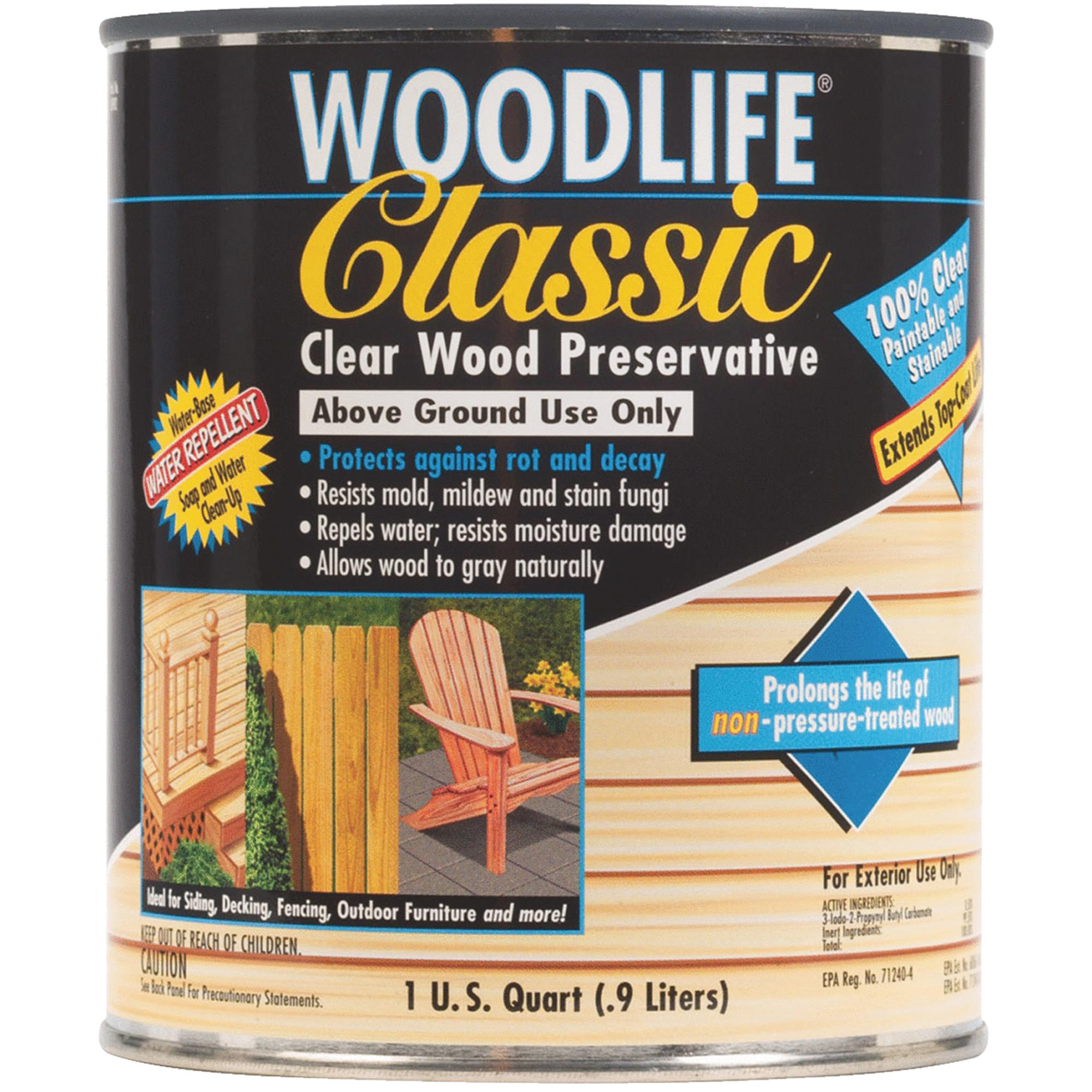 Woodlife Classic Wood Preservative