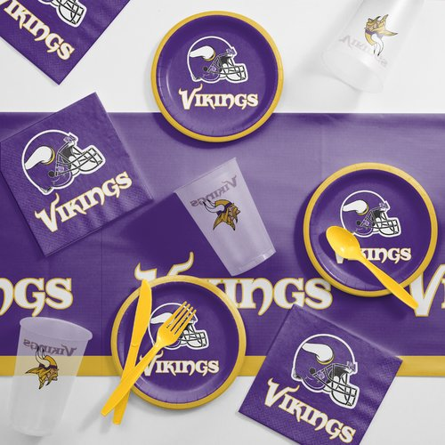Minnesota Vikings Tailgating Kit by CREATIVE CONVERTING