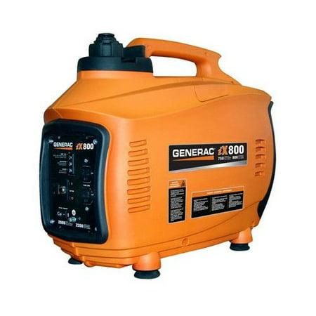 Generac 5791- 800 Watt Inverter Portable Generator, 50 State/CARB/CETL