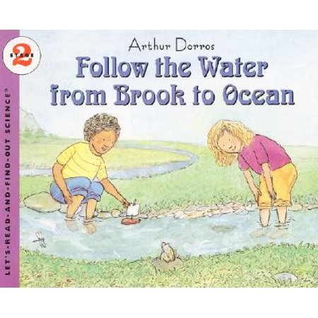 Follow the Water from Brook to Ocean](Ocean Water Recipe)