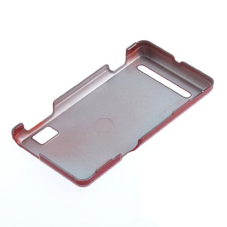 Rubber Coated Hard Case Cover For Motorola DROID II 2 A955 NEW - image 2 of 5