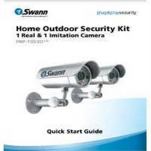 SW212-HXD Home Outdoor Security Kit