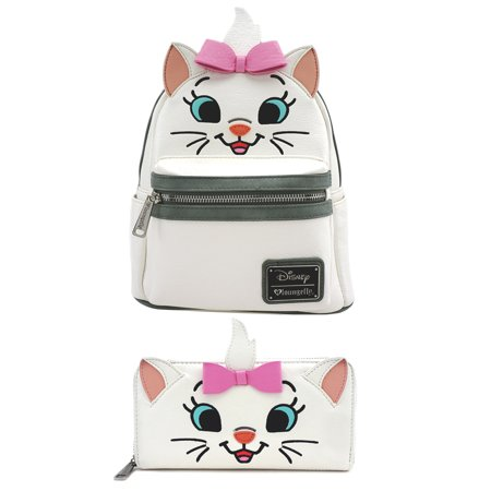 43ca2bf4235 Loungefly - The Aristocats Marie Disney Loungefly Big Face Mini ...