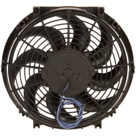 Imperial Electric Fan - 12  Diameter Electric fan with 12  diameter. Imperial electric fans are reversible for push or pull operation and are designed with a thin, aerodynamic profile for applications with limited space.