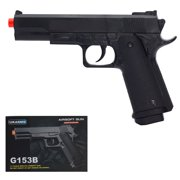 NEW AIRSOFT FULL SPRING PISTOL 1911 6MM FS TACTICAL - HIGH QUALITY -
