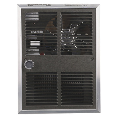 Electric Wall Heater,BtuH 7680,208V MARKEL PRODUCTS F30522T2DWB