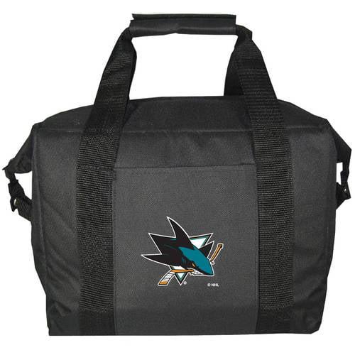 NHL San Jose Sharks 12-Pack Kooler Bag