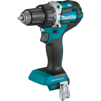 """Makita 18V LXT® Lithium-Ion Compact Brushless Cordless 1/2"""" Driver-Drill, Tool Only (XFD12Z)"""