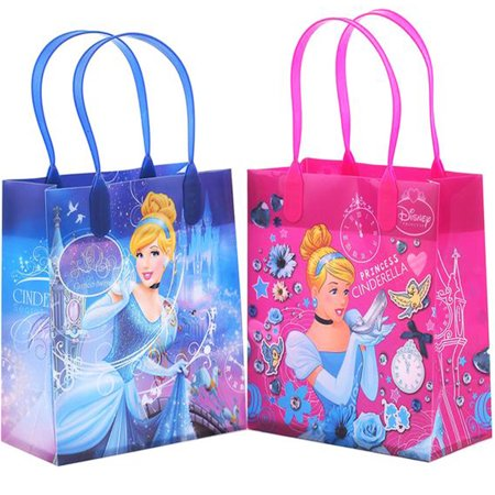 Disney Princess Cinderella Carried Away 12 Reusable Party Favors Small Goodie Gift Bags 6