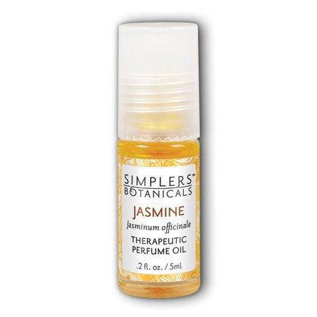 Jasmine Perfume Simplers Botanicals 5 ml Roll-on