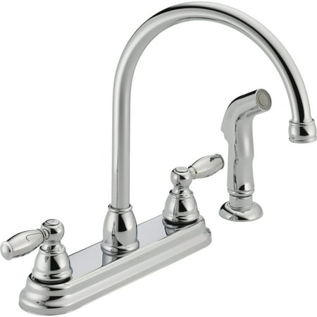 How To Repair A Dripping Two Handle Kitchen Faucet