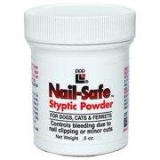 Nail Safe Styptic Powder .5 oz