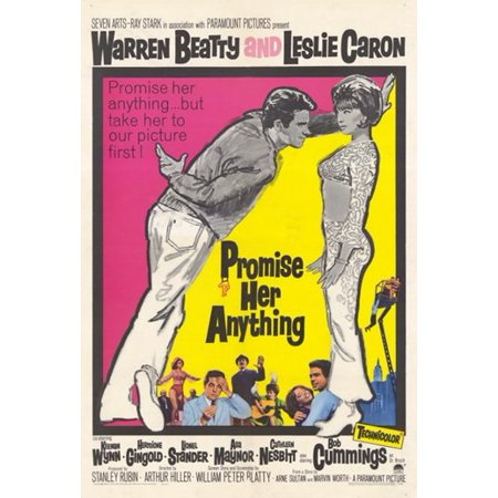 (Promise Her Anything Movie Poster (11 x 17))