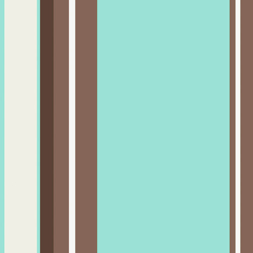 Springs Creative Folly Stripe Tidepool Fabric By The Yard